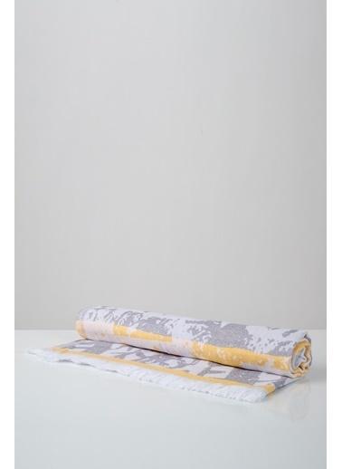 İrya Irya Straw 90X180 Cm Renkli Peştemal Renkli